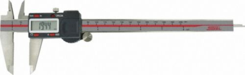 "SPI 11-963-6 Absolute Digital Electronic Caliper 0-8""//0-200mm Range SPC//USB"