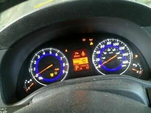 Speedometer-Cluster-4-Door-Sedan-MPH-Fits-08-INFINITI-G35-3032207