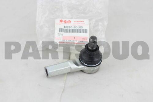 STEERING TIE ROD 48810-60J00 4881060J00 Genuine Suzuki END