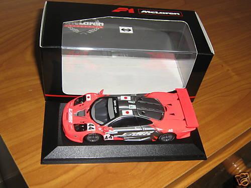 MCLAREN F1 GTR LM N.44 LARK MIN 530174344 SCALE 1:43