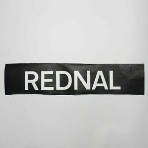Rednal-bus-blind-vintage-screen-printed-Yardley-Wood-destination