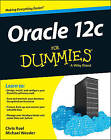 Oracle 12c For Dummies by Michael Wessler, Chris Ruel (Paperback, 2013)