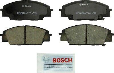 Disc Brake Pad Set-Si Front Bendix D829