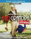 Jackass Presents Bad Grandpa 0032429146243 With Johnny Knoxville Blu-ray