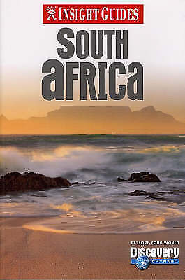 """VERY GOOD"" South Africa Insight Guide (Insight Guides), , Book"