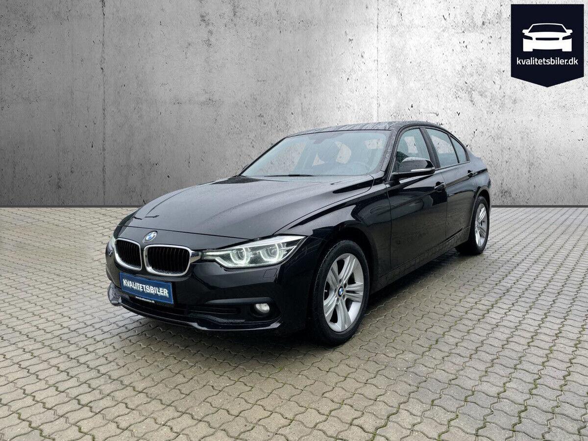 BMW 320d 2,0 aut. 4d - 252.400 kr.