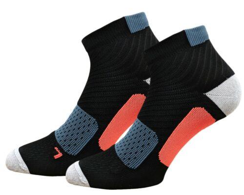 Sportsocken Laufsocken Kurzschaft 3 Paar Herren Funktions Sneaker Socken prof