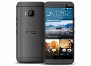 New-HTC-One-M9-AT-amp-T-Unlocked-4G-LTE-32GB-5-034-Android-Smartphone-Gunmetal-Grey