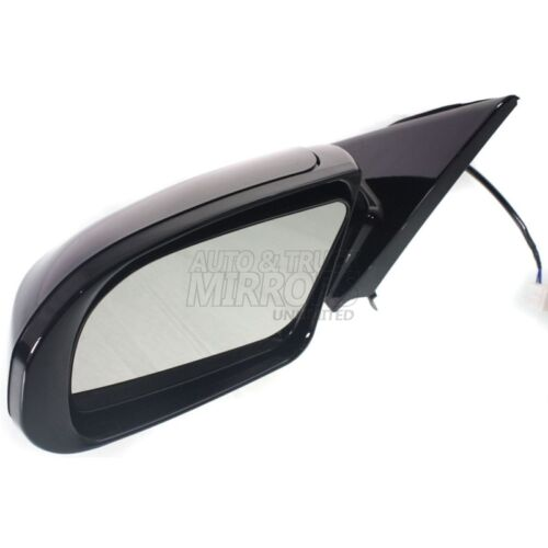 Fits Maxima 09-14 Driver Side Mirror Replacement S Model