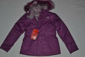 c1f5adaae Details about THE NORTH FACE KIDS GIRLS GREENLAND DOWN PARKA L 14/16 WOOD  VIOLET NEW AUTHENTIC
