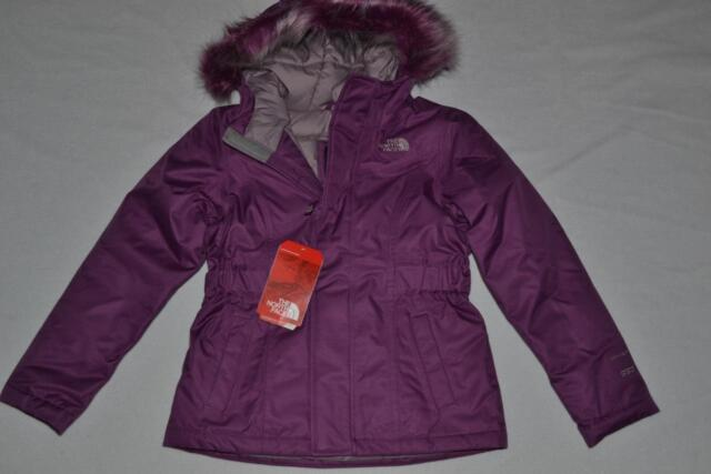 6b0643b00 The North Face Kids Girls Greenland Down Parka XS 6 Wood Violet Authentic