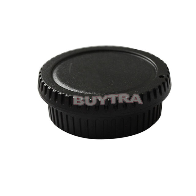 Pop Body Cover+Lens Rear Cap for CANON EF Camera and Lens Protect Nice JR