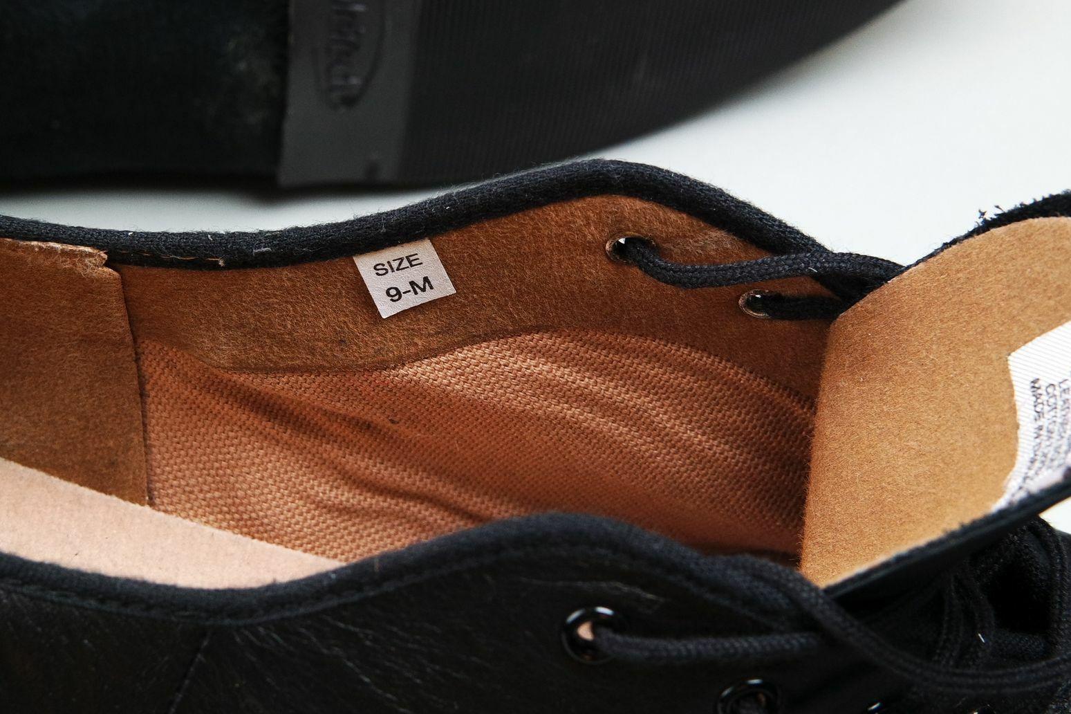 Bloch jazz shoes men's black leather size UK 9 M EU 43