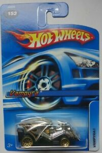 HOT WHEELS 2006 VAMPYRA #153 CHROME