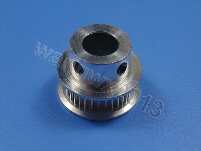 5mm/6.35mm/8mm/10mm 2GT32 3D Printer Synchronous Timing Belt Pulley Gear Wheel
