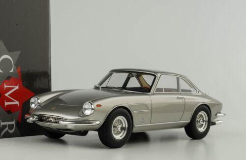 FERRARI 330 GTC 1966 1968 ARGENTO 1:18 CMR resin