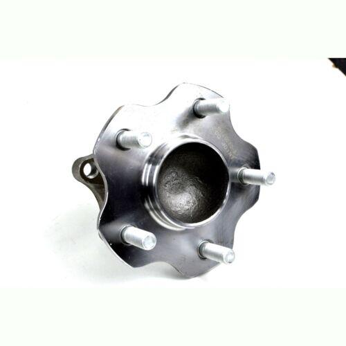 1.6 1.5 Radnabe Radlagersatz hinten NISSAN QASHQAI J10, JJ10 QASHQAI 2