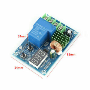 12V-24V-6-60V-Power-Supply-Switch-Module-Battery-Charger-Charging-Control-Board