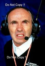 Frank Williams F1 Portrait San Marino Grand Prix 1994 Photograph
