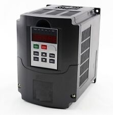 2.2KW (3HP) VFD for Spindle (KL-VFD11) 110VAC input, Connect R and T