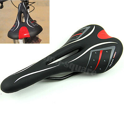 New Bicycle Outdoor Sports Cycling Road MTB Bike Black Fashion Saddle Seat