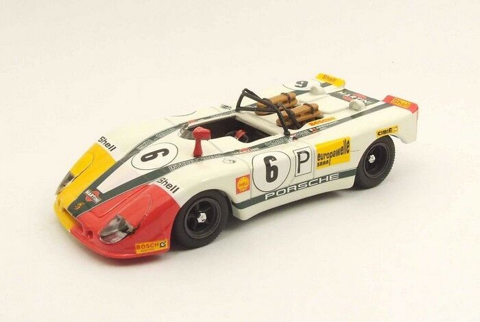 Best model 9453-porsche 908 sheets no. 6 1970 1 43