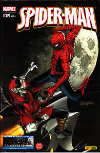 SPIDERMAN-V2-N-105-MARVEL-FRANCE-PANINI-COMICS