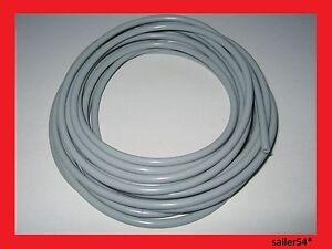 Schläuche Pneumatik Druckluft für TECHNIK 6m Schlauch schwarz grau transp