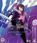 Bakemonogatari - PT1 (Blu-ray, 2013, 2-Disc Set)