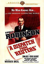 A Dispatch From Reuters DVD-R (Warner Archive - Edward G. Robinson - MINT)