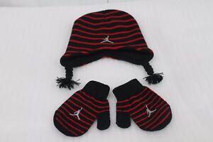 cappello air jordan rosso e nero