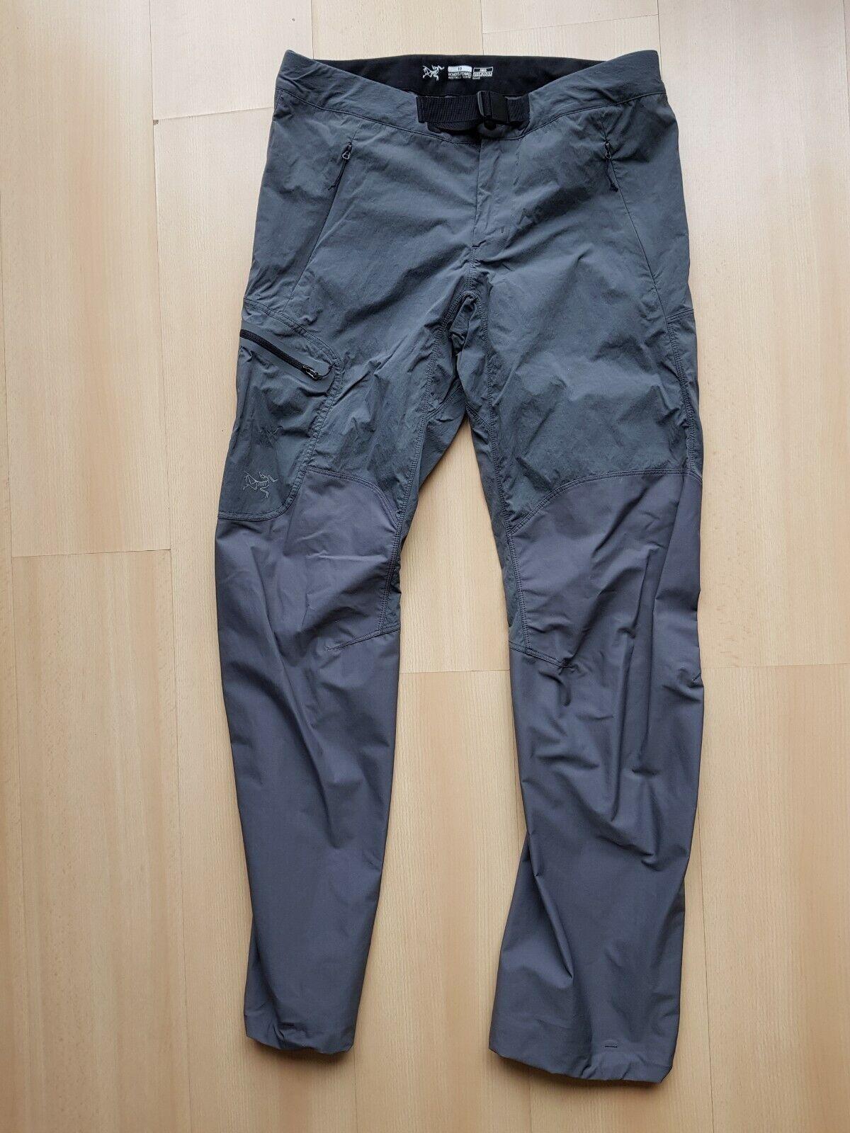 ARCTERYX Hiking Pants Softshell Trousers Women's Size 10, US 30
