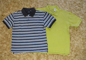 6ee8f4fc9 Lot of 2 Gap Polo Shirts Boys Kids Size XL 12 Perfect Cotton Youth ...
