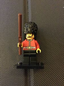genuine lego minifigures the royal guard from series 5