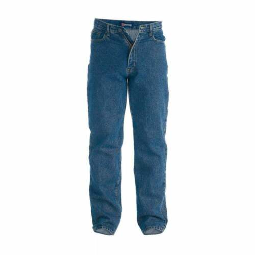 """Mens New Quality Rockford Large Size Blue Jeans Sizes 38/"""" to 52/"""" Waist BNWT"""