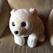 """Aurora Large Plush Polar Bear 14"""""""