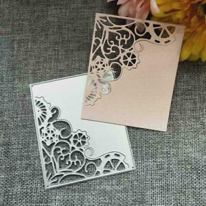Corner-Frame-Metal-Cutting-Dies-Stencil-Scrapbooking-Album-Paper-Card-DIY-Craft