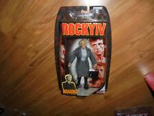 Jakks Pacific Rocky II IV collector seriesapollo Creed Ludmilla Drago 2006 2007