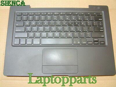 "Genuine Apple MacBook 13/"" US Keyboard//Top Case White 613-6695 DD#2"