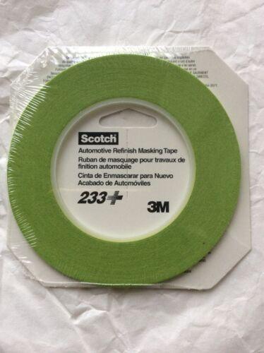 3m Automobile Refinishing Masking Tape 233