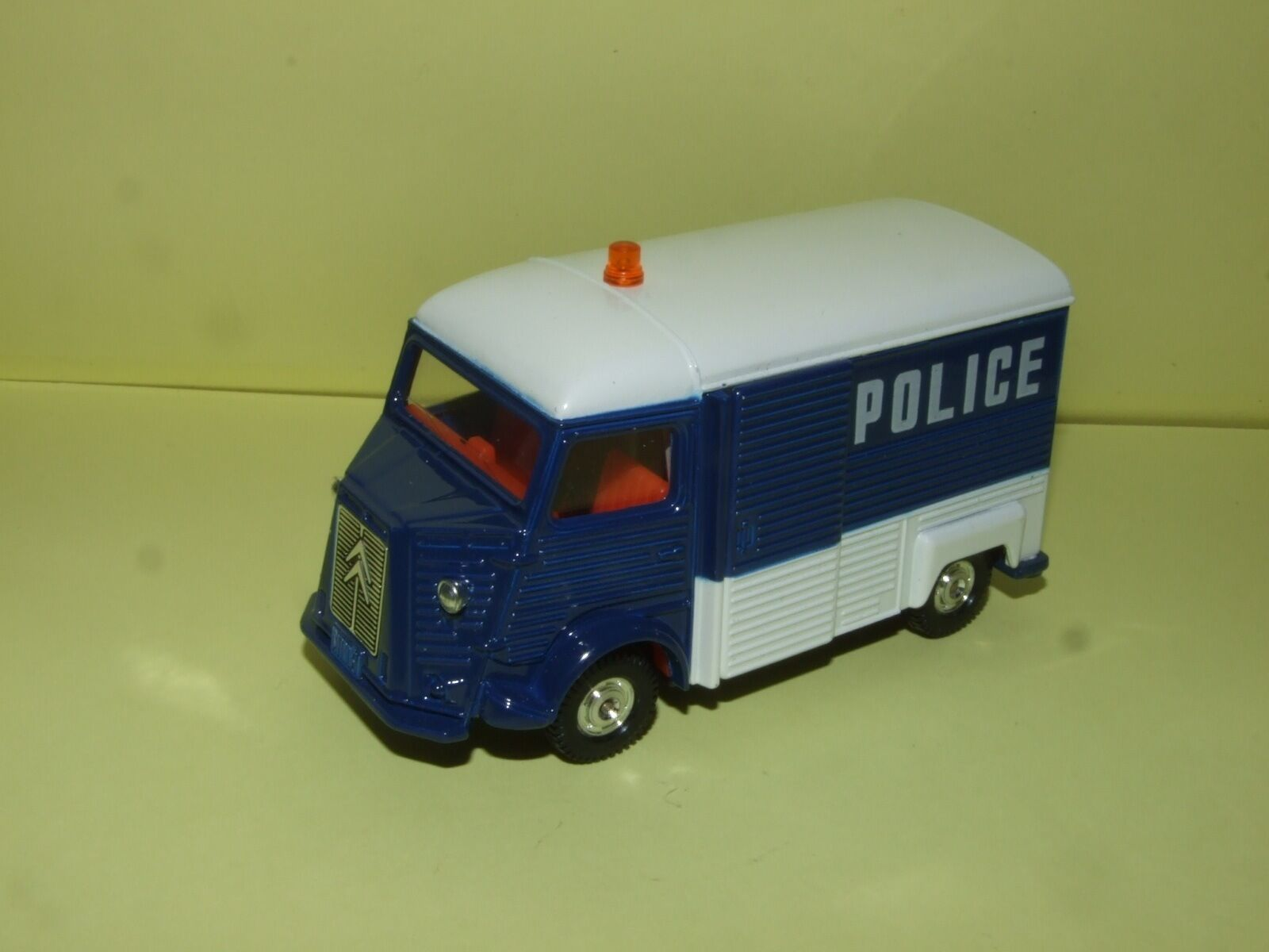 CITROEN TYPE H POLICE TOMICA DANDY Made in Japan Sans Boite 1 43