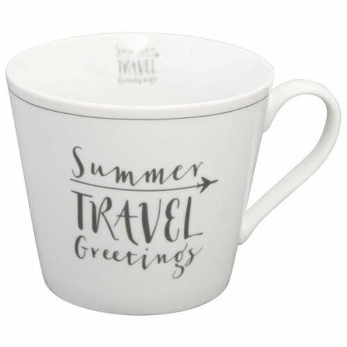 Krasilnikoff Tasse Happy Cup Summer Travel Greetings