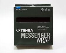 "Tenba Messenger Wrap Black 22"".Wrapover protection for Photo/Video/Audio/Valuble"