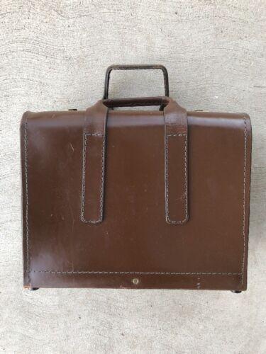 Nouveau clé Unis Vintage cuir Industries fabriqué aux Etats Buchan en Etui avec lF3TKJ1c