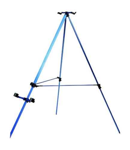 DAM TELESCOPIC SURF TRI POD Rutenständer fürs Brandungsangeln Dreibein 185cm