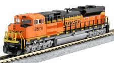N Scale KATO SD70MAC /'BNSF Swoosh/' DCC Ready Item #176-6320