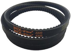 Cogged V Belt 13x1245 Li AX49