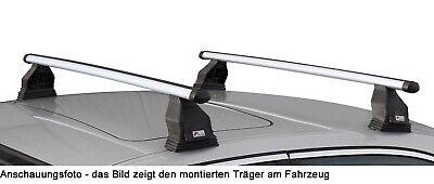 für Mercedes B-Klasse W246 komplett inkl EBA Stahl Dachträger Menabo Tema