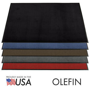 Olefin Indoor/Outdoor Carpet Floor Mat