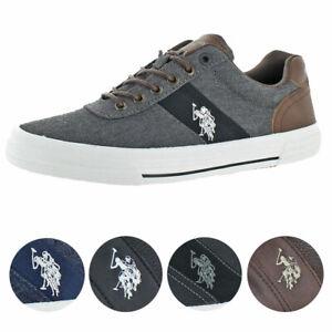 U.S. Polo Assn. Helm Men's Low-Top Fashion Boat Shoe Sneakers